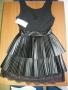 некачественное женское платье с браком