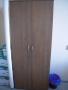 некачественный бракованный шкаф для одежды