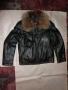 некачественная бракованная зимняя мужская куртка