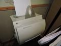 неисправный лазерный принтер
