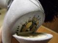 женская обувь с браком