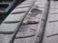 повреждение колеса в яму
